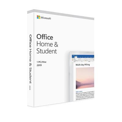 Εικόνα της Microsoft Office Home and Student 2019 Greek EuroZone Medialess P6 79G-05154