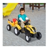 Εικόνα της HomCom - Παιδικό Τρακτέρ με Καρότσα 341-017