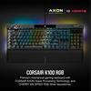 Εικόνα της Πληκτρολόγιο Corsair K100 RGB Cherry MX Silver CH-912A014-NA