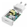 Εικόνα της Cellular Line 5W USB Adaptive Charger White ACHSMUSB5WW