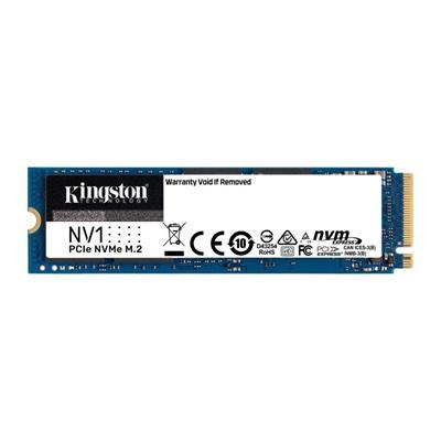 Εικόνα της Δίσκος SSD Kingston M.2 NV1 NVMe PCIe 500GB SNVS/500G