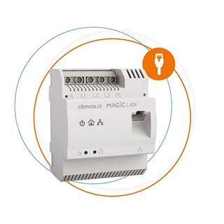 Εικόνα της Devolo Magic 2 LAN DINrail 8528