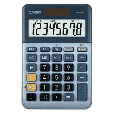 Εικόνα της Αριθμομηχανή 8 Ψηφίων Casio MS-80E