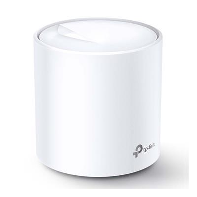Εικόνα της Access Point Tp-Link Deco X60 v1 Whole Home Mesh Wi-Fi 6 System AX3000 (1 pack)