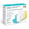 Εικόνα της Access Point TP-Link Deco X20 v1 Whole Home Mesh Wi-Fi 6 System AX1800 (3 pack)