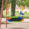 Εικόνα της Outsunny - Παιδική Στρογγυλή Κούνια Δέντρου 344-031