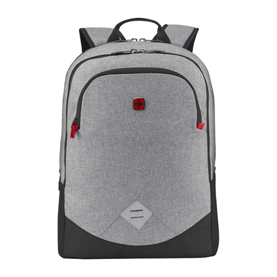 Εικόνα της Τσάντα Notebook 16'' Wenger Racom Backpack Grey Heather 22lt 611681