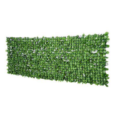Εικόνα της Outsunny Φράκτης με Πλέγμα Φυλλωσιάς 300 x 100 cm 844-202