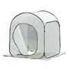 Εικόνα της Outsunny Mini Θερμοκήπιο Pop-Up 90 x 90 x 110 cm 845-407