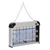 Εικόνα της Outsunny Ηλεκτρική Εντομοπαγίδα LED 849-011SR