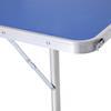 Εικόνα της Outsunny - Πτυσσόμενο Τραπέζι Πινγκ-Πονγκ 160 x 80 cm A20-145