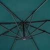 Εικόνα της Outsunny Κρεμαστή Ομπρέλα Κήπου με Μανιβέλα Φ300 x 250 cm 84D-037GN