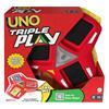 Εικόνα της Mattel - Επιτραπέζιο UNO Triple Play HCC21