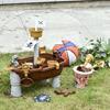 Εικόνα της HomCom - Σετ Παιδικό Πειρατικό Καράβι με Αξεσουάρ 343-038