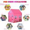Εικόνα της HomCom - Παιδική Σκηνή Princess Play 345-006