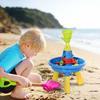 Εικόνα της HomCom - Τραπεζάκι Παραλίας και Κήπου με Αξεσουάρ 343-028