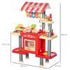 Εικόνα της HomCom - Κουζίνα με Αξεσουάρ 350-091