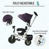 Εικόνα της HomCom - Τρίκυκλο Παιδικό Ποδήλατο-Καρότσι 370-026