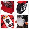 Εικόνα της HomCom - Ηλεκτρική μοτοσικλέτα με φώτα, ήχους και 3 ελαστικούς τροχούς 370-110V90RD
