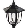 Εικόνα της Outsunny Ηλιακό LED Φανάρι Κήπου Κολόνα 1.77 m. B30-006