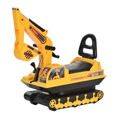 Εικόνα της HomCom - Excavator Ride-on Toy 370-123