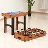 Εικόνα της HomCom - Πολυλειτουργικό Τραπέζι Παιχνιδιών 4 σε 1 A70-019