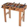 Εικόνα της Homcom - Ξύλινο Επιτραπέζιο Ποδοσφαιράκι με 6 Σειρές A70-022