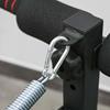 Εικόνα της HomCom - Αναδιπλούμενος Πάγκος Γυμναστικής 47 x 142 x 50-66 cm. A91-085