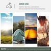 Εικόνα της Outsunny Σκηνή Camping 4 Ατόμων με Προθάλαμο 1000 mm 325 x 183 x 130 cm. A20-174