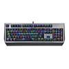 Εικόνα της Gaming Πληκτρολόγιο Motospeed CK99 Wired Mechanical RGB - Blue Switch - Silver GR