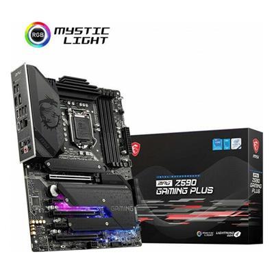 Εικόνα της MSI MPG Z590 Gaming Plus ATX s1200 7D07-002R