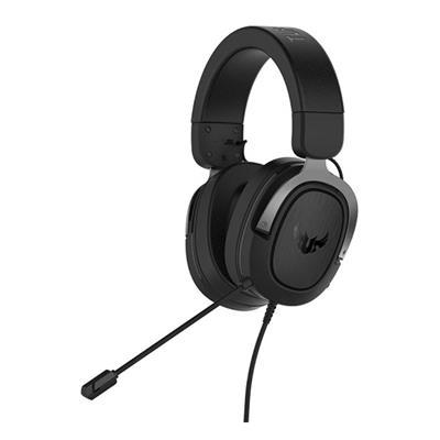 Εικόνα της Headset Asus TUF Gaming H3 Gun Metal 90YH028G-B1UA00
