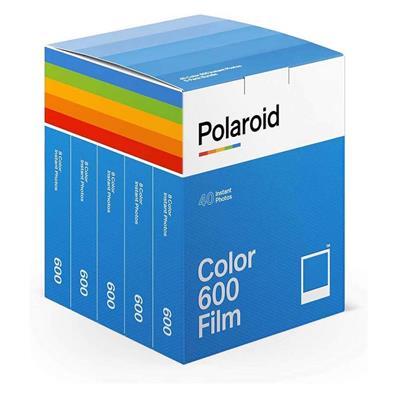 Εικόνα της Polaroid Color Film for 600 - x40 Film Pack 6013 (40 Exposures)