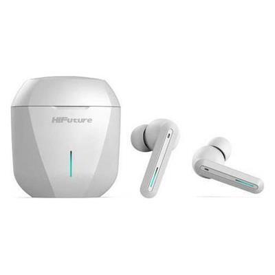 Εικόνα της True Wireless Ακουστικά Bluetooth HiFuture Radge Λευκό