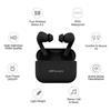 Εικόνα της True Wireless Ακουστικά Bluetooth HiFuture TrueAir ANC Μαύρο