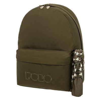 Εικόνα της Polo - Τσάντα Πλάτης Original Χακί 2021 901135-6500