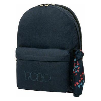Εικόνα της Polo - Τσάντα Πλάτης Original Double Σκούρο Μπλε 2021 901235-5100
