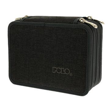 Εικόνα της Polo - Κασετίνα Solido Τριπλή Μαύρο 2021 937279-2000