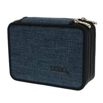 Εικόνα της Polo - Κασετίνα Solido Τριπλή Σκούρο Μπλε 2021 937279-5500