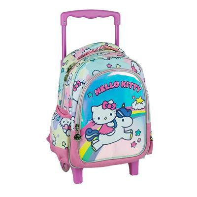 Εικόνα της Gim - Τσάντα Νηπίου Trolley Hello Kitty Unicorn 335-69072