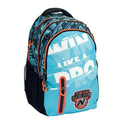 Εικόνα της Gim - Τσάντα Δημοτικού Οβάλ Nerf Win 336-43031