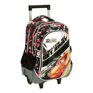 Εικόνα της Gim - Τσάντα Δημοτικού Trolley Cars Kachow 341-48074