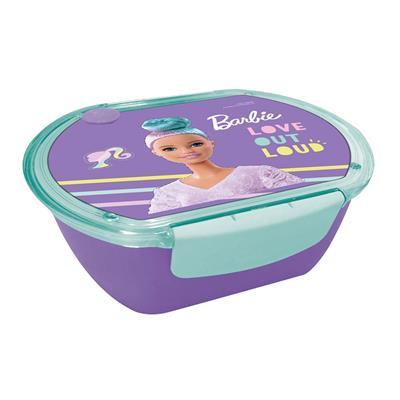 Εικόνα της Gim - Δοχείο Φαγητού Barbie 680 ml 571-17267