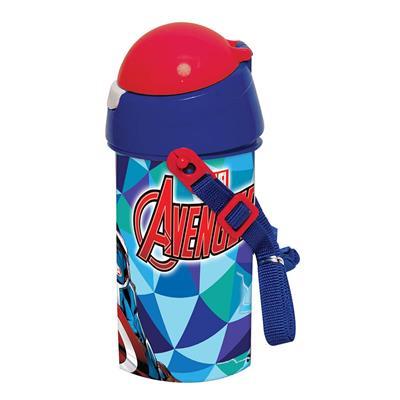 Εικόνα της Gim - Παγούρι Avengers 500ml 557-55209