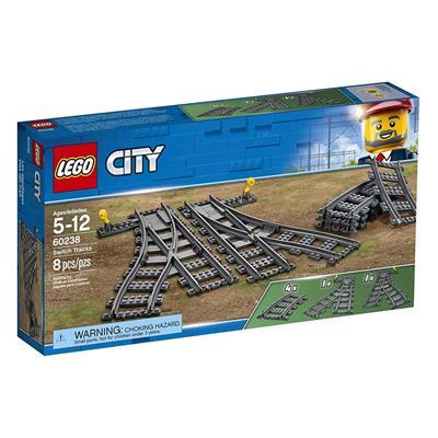 Εικόνα της Lego City: Switch Tracks 60238