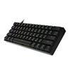 Εικόνα της Πληκτρολόγιο HK Gaming GK61 RGB Gateron Red Optical Switch (US) Black