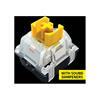 Εικόνα της Πληκτρολόγιο Razer Blackwidow v3 Mini HyperSpeed Wireless Yellow Switch US RZ03-03890100-R3M1