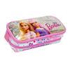 Εικόνα της Gim - Κασετινάκι Οβάλ Barbie Girl Power 349-69144