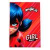 Εικόνα της Gim - Ladybug Τετράδιο 17x25cm 346-05400