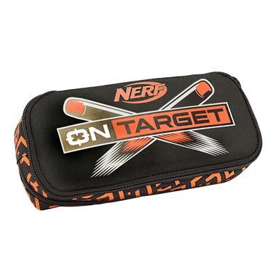 Εικόνα της Gim - Κασετινάκι Οβάλ Nerf On Target 336-44144